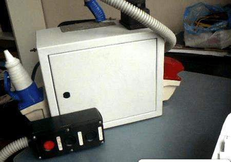 устройствo на основе электромагнитных пускателей