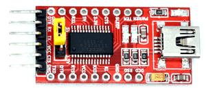 FT232 USB to UART Adspter